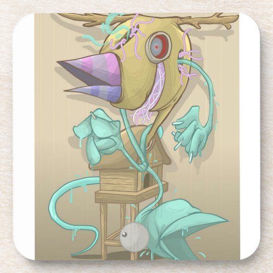 Ghost Animal Coaster