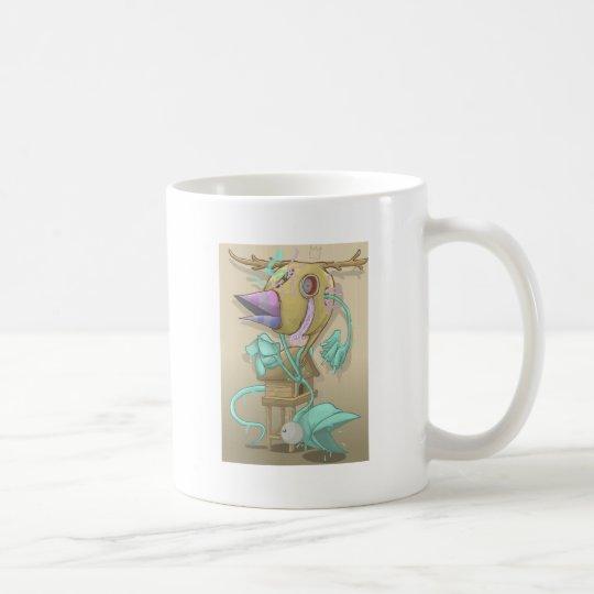 Ghost Animal Coffee Mug