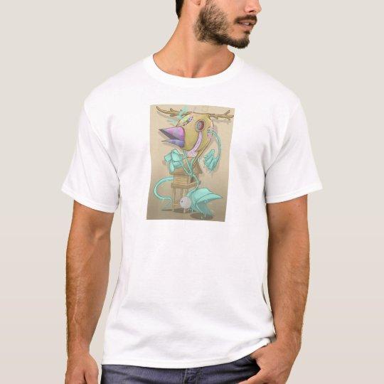 Ghost Animal T-Shirt