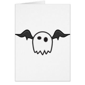 Ghost Bat- Card