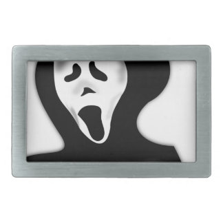 Ghost Belt Buckle