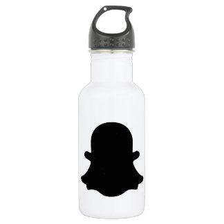 Ghost -  Black 532 Ml Water Bottle