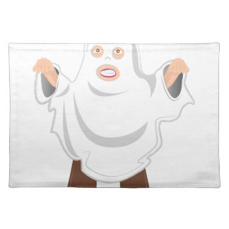 Ghost Costume Place Mat