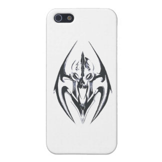 GHOST CREST iPhone 5/5S CASE