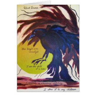 Ghost Dance Card