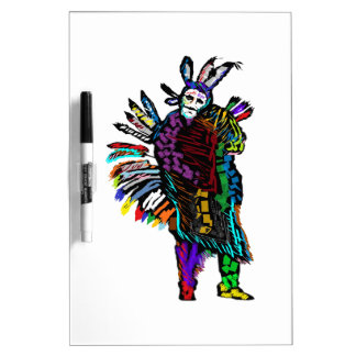 Ghost Dance Dry Erase Board