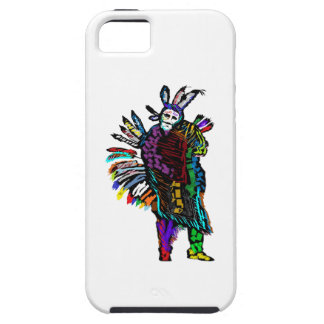 Ghost Dance iPhone 5 Cover