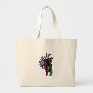 Ghost Dance Large Tote Bag