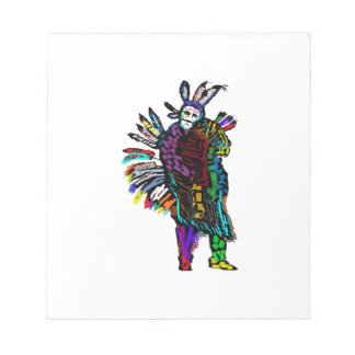 Ghost Dance Notepad