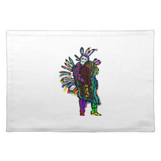 Ghost Dance Placemat