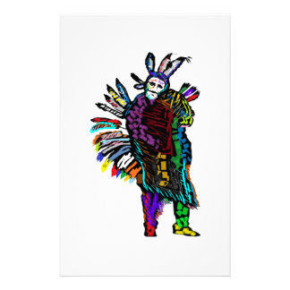 Ghost Dance Stationery