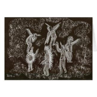 Ghost Dancers Card