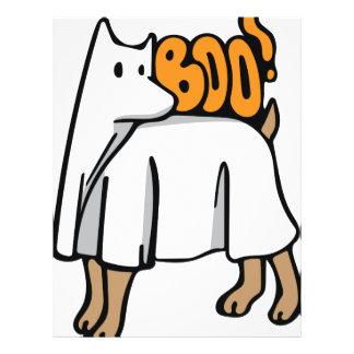 Ghost Dog Letterhead