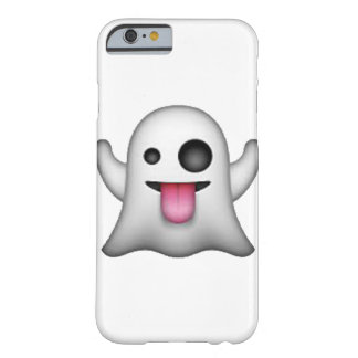 Ghost - Emoji Barely There iPhone 6 Case