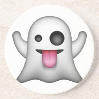 Ghost - Emoji Coaster