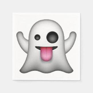 Ghost - Emoji Disposable Napkin