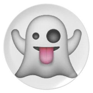 Ghost - Emoji Plate