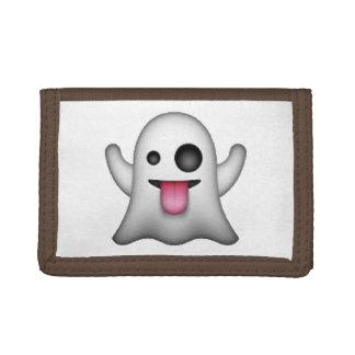 Ghost - Emoji Tri-fold Wallets