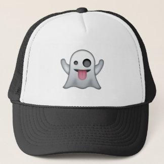 Ghost Emoji Trucker Hat