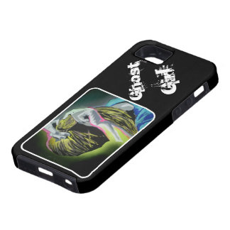 'Ghost Girl' iPhone 5 Cases