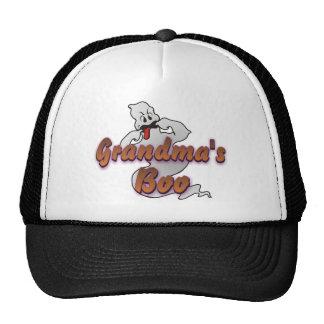 GHOST GRANDMA.png Trucker Hat