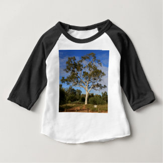 Ghost gum tree, Outback Australia Baby T-Shirt