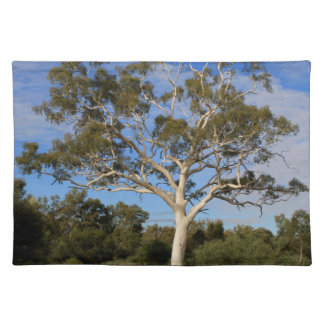 Ghost gum tree, Outback Australia Placemat