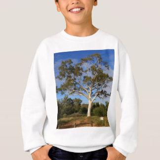 Ghost gum tree, Outback Australia Sweatshirt