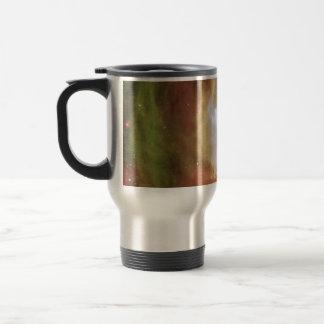 Ghost Head Nebula Space Travel Mug