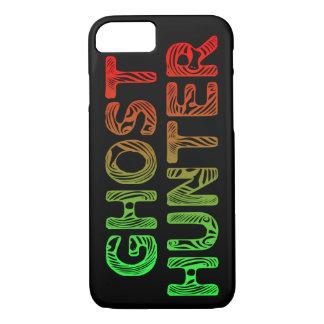 Ghost hunter finger prints iPhone 7 case