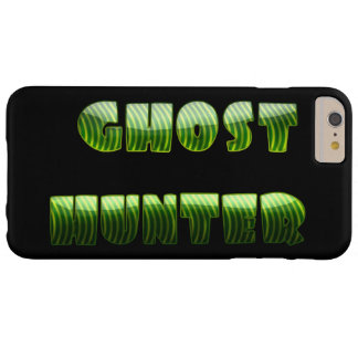 Ghost Hunter Green Wave Barely There iPhone 6 Plus Case