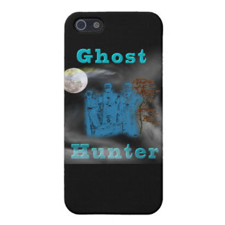 ghost hunter i-pod cover case for the iPhone 5