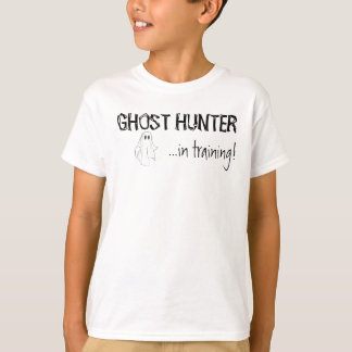Ghost Hunter In Training T-Shirt