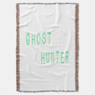 Ghost Hunter Throw Blanket