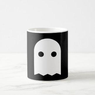 Ghost Icon Classic White Coffee Mug