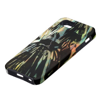 'Ghost in the Canvas' iPhone 5 Case