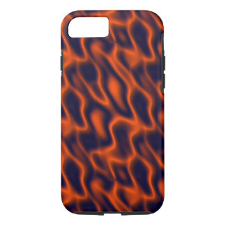 Ghost Lava iPhone 7 Case