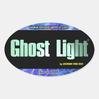 Ghost Light™ Oval Sticker #2