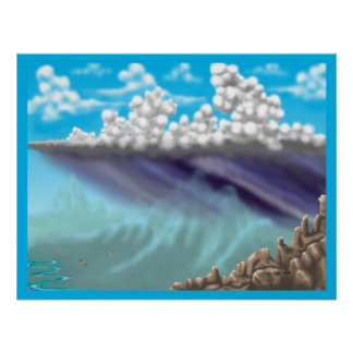 """Ghost Mountain 26""""X20"""" Value Poster Paper (Matte)"""