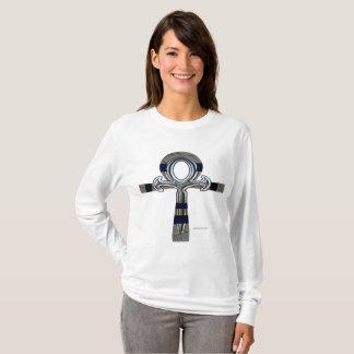 Ghost of Ankh Ladies Long Sleeve Shirt