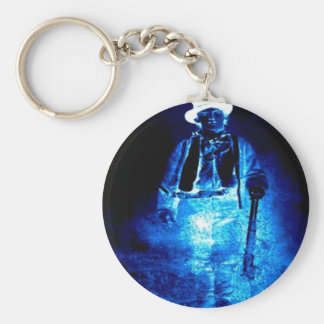 Ghost of Billy The Kid - Keychain