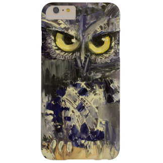 Ghost Owl Barely There iPhone 6 Plus Case