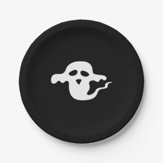 Ghost Party Plate
