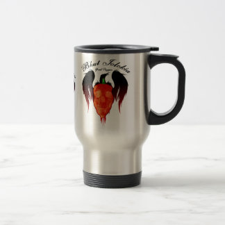 Ghost Pepper $23.95 Stainless Steel Travel Mug