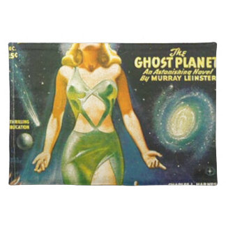 Ghost Planet Place Mats