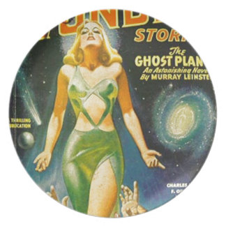 Ghost Planet Plate