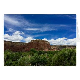 Ghost Ranch, Abiquiu, NM Card