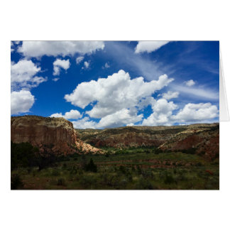 Ghost Ranch, Abiquiu, NM Card