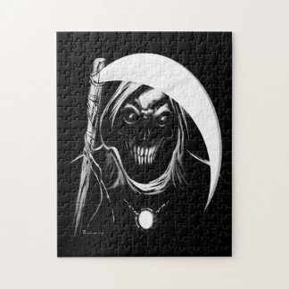 Ghost Reaper Puzzle