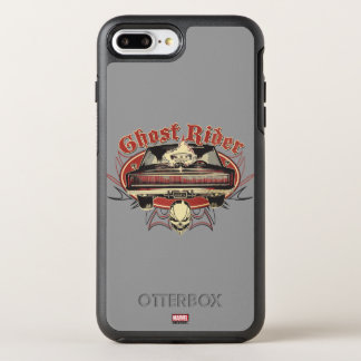 Ghost Rider Badge OtterBox Symmetry iPhone 7 Plus Case